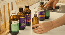 Herbal extracts of the highest quality are individually tailored to your complaints
