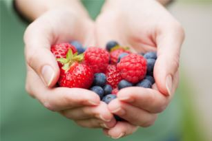 Good nutrition is the foundation of health. Red and blue berries are superfoods that change how your genes work for the better