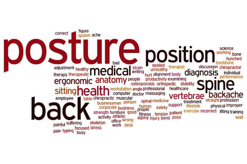 There are so many factors that impact posture, and we can help you address them all.